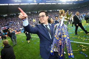 Phó chủ tịch Leicester City trở thành tỷ phú trẻ nhất Thái Lan