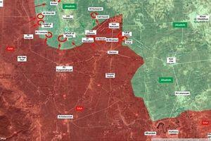 SAA phá tan phòng tuyến HTS, tiến thẳng Idlib