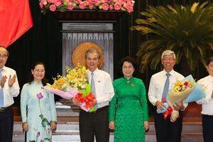 UBND TP HCM có thêm 2 phó chủ tịch