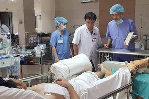 Sức khỏe các du khách nước ngoài bị tai nạn ở Bạch Mã đã ổn định
