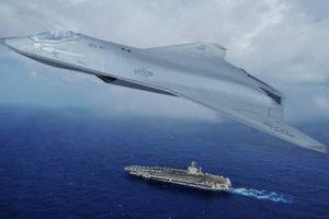 Hải quân Mỹ muốn có một máy bay chiến đấu trên boong mới