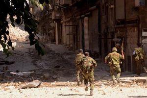 Quân đội Syria chiếm ưu thế ở tây Hama, giành được 5 thị trấn