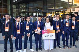 100% thí sinh Việt Nam đạt giải tại Olympic Vật lí châu Á 2019