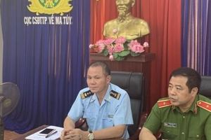 Cục hải quan TP.HCM phối hợp Bộ Công an vây bắt kho ma túy 'khủng'