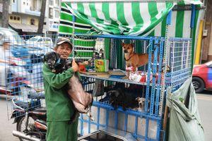 Chở 'người bạn' chó đi khắp Sài Gòn bằng nhà di động: Cô đơn còn lại người bạn ấy