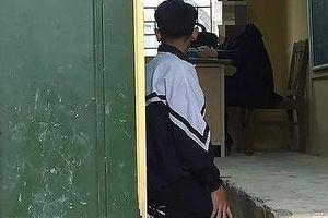 Hà Nội yêu cầu làm rõ thông tin giáo viên phạt học sinh quỳ trong giờ học