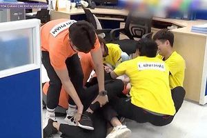 Trấn Thành bị đàn em Lan Ngọc, BB Trần hợp sức phản bội ở Running Man