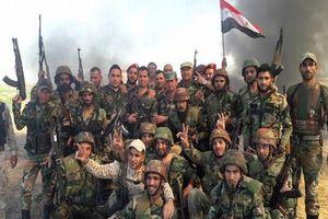 Quân đội Chính phủ Syria đẩy lùi các cuộc tấn công của khủng bố tại Hama