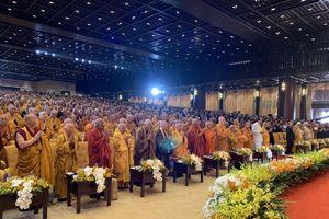 Đại lễ Vesak 2019: xây dựng thế giới hòa bình góp phần giúp các quốc gia, dân tộc phát triển