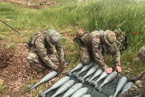 Cận cảnh quân đội Nga chiến đấu trên chiến trường tây bắc Syria