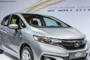 Honda Jazz 2020 chuẩn bị ra mắt được trang bị tính năng gì?