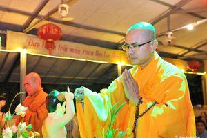 Chùa Phúc Thành tổ chức lễ Phật đản 2019