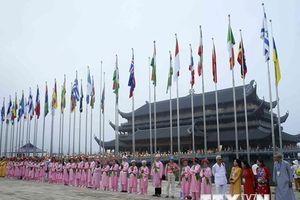 Hình ảnh trước giờ khai mạc Đại lễ Phật đản Liên hợp quốc - Vesak 2019