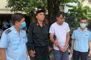 TP.HCM: Bắt nhóm người nước ngoài vận chuyển 500kg ma túy tổng hợp