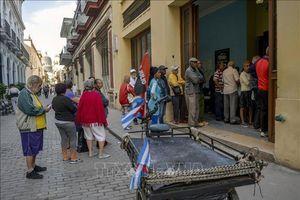 Cuba thực thi các biện pháp mới nhằm ứng phó với tình trạng khan hiếm hàng hóa
