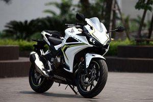 Đánh giá môtô Honda CBR500R giá 186,9 triệu tại Việt Nam