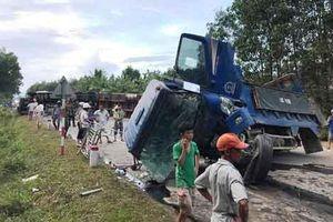 Tai nạn liên hoàn trên đường tránh Nam Hải Vân