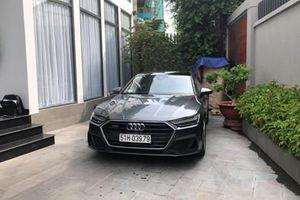 Audi A7 2019 đầu tiên đã đeo biển số Việt Nam, giá chưa công bố