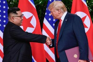 Ông Kim 'vượt rào': Mỹ, Hàn bất mãn!