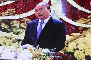 Thủ tướng Nguyễn Xuân Phúc cùng nhiều nguyên thủ quốc gia tham dự Đại lễ Vesak
