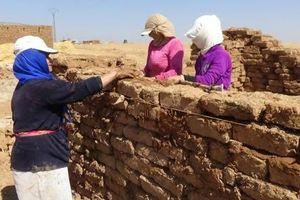 Ngôi làng dành riêng cho phụ nữ Syria