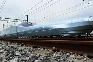 Tàu 'viên đạn' nhanh nhất thế giới đạt vận tốc 360 km/h