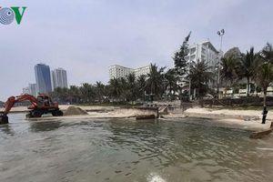 Hàng loạt khách sạn, nhà hàng ở Đà Nẵng vi phạm qui định xả thải
