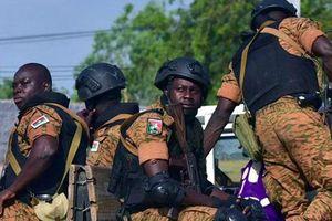 Xả súng tại nhà thờ ở Burkina Faso làm nhiều người thiệt mạng