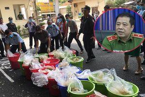 Tướng Các kể chuyện nhịn đói, ăn chuối chờ bắt 500kg ma túy ở TP.HCM