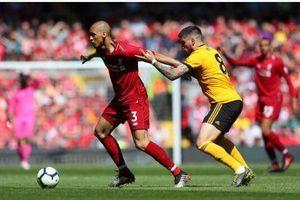 Trực tiếp Liverpool 1-0 Wolverhampton: Liverpool thắng nhưng Man City vô địch