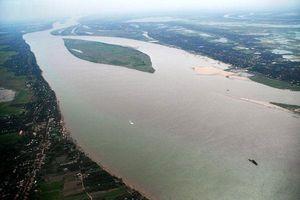 Các dòng sông 'kêu cứu'