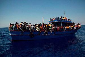 Tái hiện thảm kịch người di cư do xung đột ở Lybia