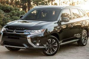 Bảng giá Mitsubishi tháng 5: Outlander giảm giá bất ngờ