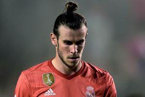 HLV Zidane khiến Gareth Bale hết đất sống ở Real