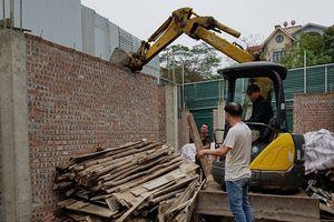 Phường Định Công, quận Hoàng Mai: Quyết liệt xử lý vi phạm trật tự xây dựng