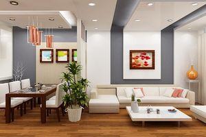 Một số lưu ý khi thiết kế phòng khách và nhà bếp liền kề