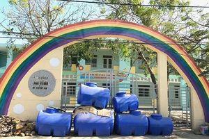 Quảng Ngãi: Thiếu giáo viên, trường mầm non xây xong bỏ không