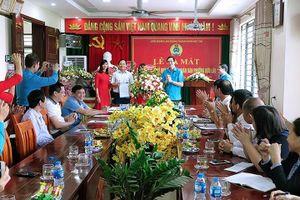 LĐLĐ TP Việt Trì: Ra mắt Công đoàn cơ sở Quỹ tín dụng nhân dân