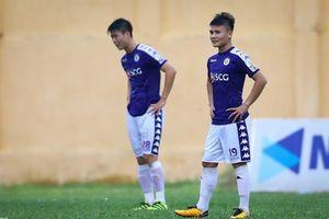 Cuộc đua vô địch V.League 2019: Hà Nội nhận cái tát đầu tiên