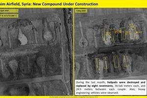 Israel tung bằng chứng Nga mở rộng căn cứ Hmeimim