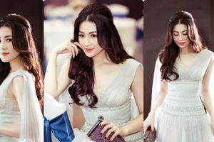 'Mòn mắt' ngắm Á hậu Tú Anh mặc đồ gợi cảm, xinh đẹp tựa nữ thần