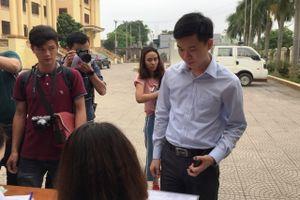Hoãn phiên tòa xét xử phúc thẩm bị cáo Hoàng Công Lương