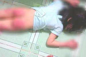 Xót xa người mẹ cầu cứu vì con gái 6 tuổi bị cha ruột hành hạ dã man
