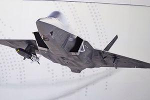 Mỹ sẽ sớm trang bị tên lửa siêu âm thế hệ mới lên máy bay F-35
