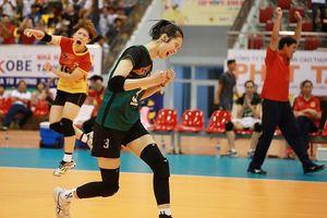 Cúp bóng chuyền nữ quốc tế VTV9 Bình Điền 2019: Nhọc nhằn vượt ải U.23 Thái Lan