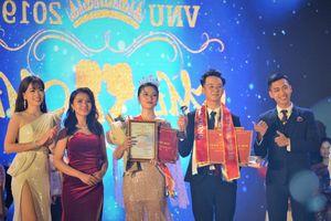 Đã tìm ra Hoa khôi và Nam vương Đại học Quốc gia Hà Nội 2019