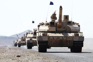 Lộ diện quốc gia nhập khẩu vũ khí lớn nhất thế giới