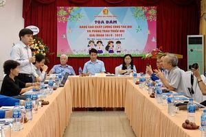 Phát huy vai trò của các tổ chức Đội trong trường học