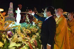 Vesak 2019: Phó Thủ tướng Phạm Bình Minh kêu gọi xây dựng một thế giới hòa bình