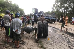 Tai nạn liên hoàn, đường tránh Nam Hải Vân ùn hơn 10 tiếng